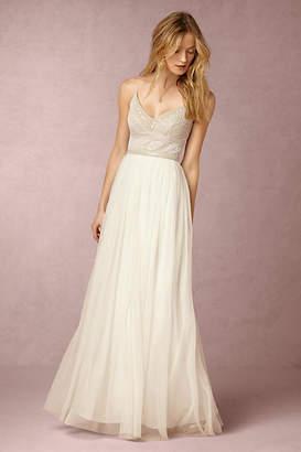 Anthropologie Naya Wedding Guest Dress