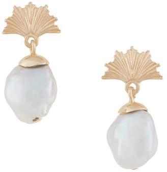Meadowlark small Vita drop earrings