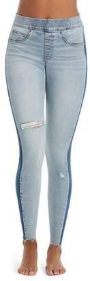 Spanx Distressed Skinny Jean Leggings