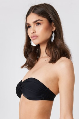 Na Kd Swimwear Bandeau Knot Bikini Top