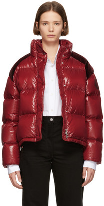 Moncler Genius 2 1952 Red Chouette Down Jacket
