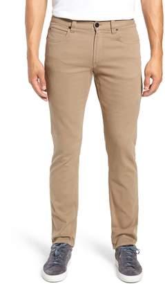 Bugatchi Slim Fit Straight Leg Pants