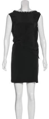 Emporio Armani Silk Mini Dress