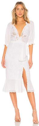 Saloni Olivia Cotton Dress
