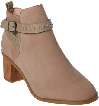 French Connection Claudia Leather Bootie