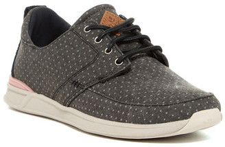 Reef Rover Low Print Lace-Up Sneaker (Women) $75 thestylecure.com