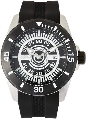 Invicta 25770 Silver-Tone & Black Watch