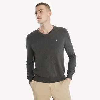 Tommy Hilfiger Signature V-Neck Sweater