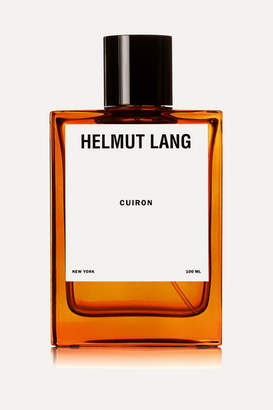 Helmut Lang - Cuiron Eau De Cologne - Italian Bergamot, Italian Mandarin Oil & Pink Peppercorn, 100ml $165 thestylecure.com