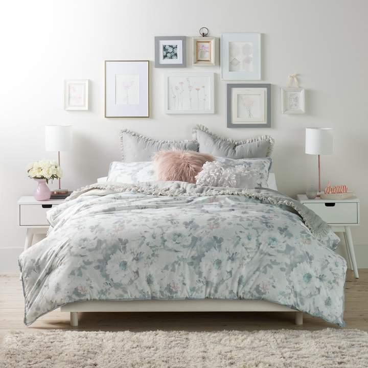 Ethereal Floral Comforter Set