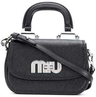 209221cdcdf7 Miu Miu Black Satchels for Women - ShopStyle UK