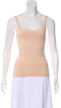Chloé Knit Sleeveless Top