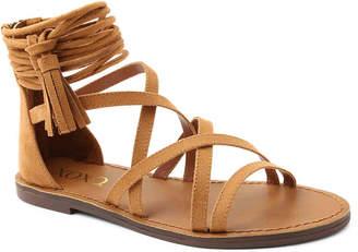 XOXO Cierra Gladiator Sandal - Women's