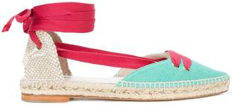 Castaner lace-up espadrilles