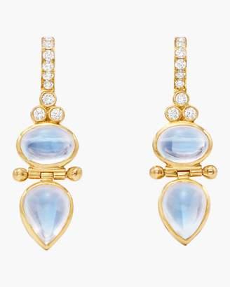 Temple St. Clair Dynasty Double Moon Earrings
