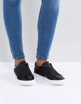 London Rebel Elastic Sneaker