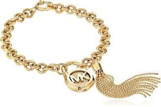Michael Kors Hamilton -Tone Link Bracelet
