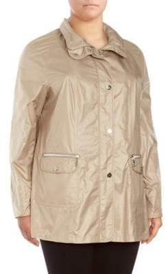 Basler Plus Hooded Raincoat
