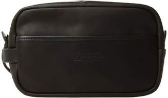 Filson Weatherproof Leather Travel Kit Bags