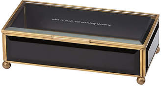 Kate Spade Out of the Box Jewelry Box - Black