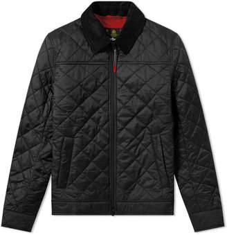 Barbour Trough Quilt Jacket