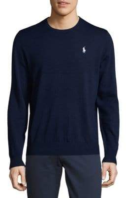 Ralph Lauren Crewneck Wool Sweater