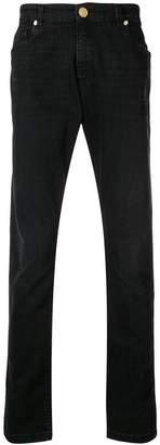 Billionaire straight-leg jeans