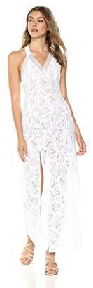 GUESS Women's Sleeveless Leilani Maxi Dress