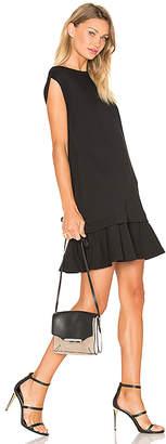 McQ (マックキュー) - ペプラムスウェットドレス