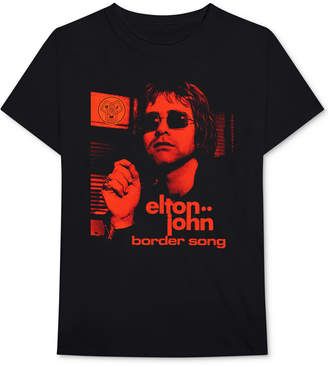 Bravado Elton John Border Song Men's Graphic T-Shirt