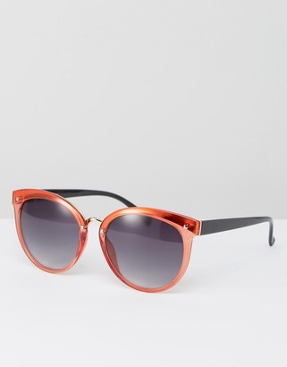 AJ Morgan Oversized Sunglasses $19 thestylecure.com