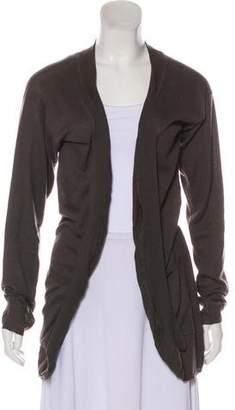 Stella McCartney Knit Open Front Cardigan