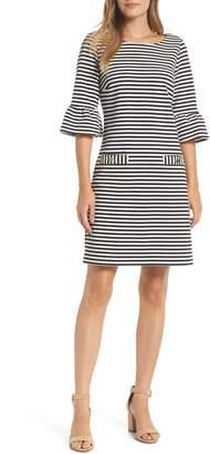 Lilly Pulitzer R) Alden Stripe Shift Dress