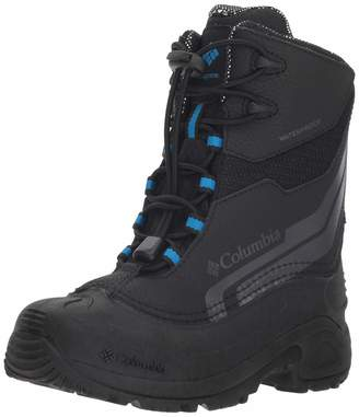 Columbia Boys' Youth Bugaboot Plus IV Omni-Heat Snow Boot