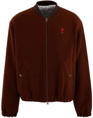Ami Heart bomber jacket