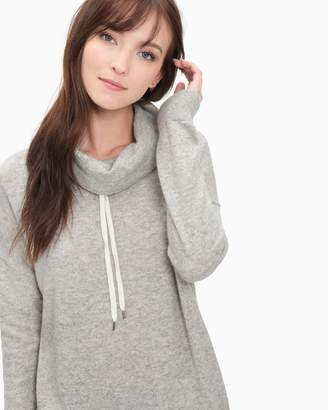 Splendid Williamsburg Drawstring Turtleneck Sweater