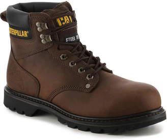 Caterpillar Second Shift Steel Toe Work Boot - Men's