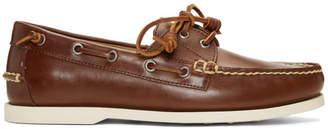Polo Ralph Lauren Brown Merton Loafers