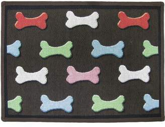 B. Smith Park Dog Bone Pet Rug
