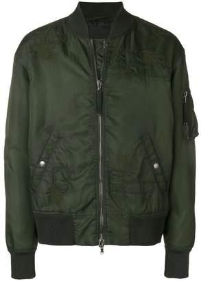 Diesel Black Gold bomber jacket