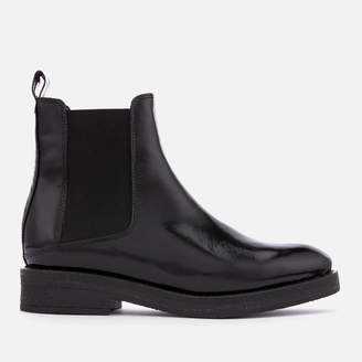 Whistles Women's Arno Rubber Sole Chelsea Boots