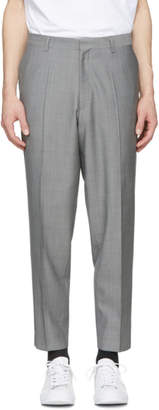 Etudes Grey Wool Revolte Trousers