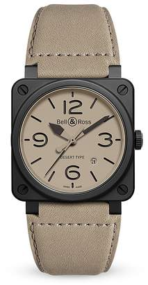 Bell & Ross BR 03-92 Desert Type Watch, 42mm