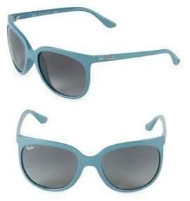 Ray-Ban 57MM Cats 1000 Gradient Sunglasses