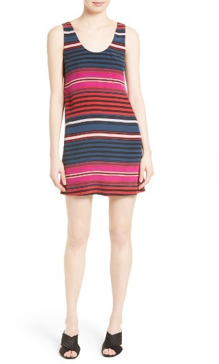 Women's Joie Dawna Silk Tank Dress