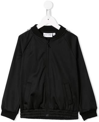 Mini Rodini panda bomber jacket