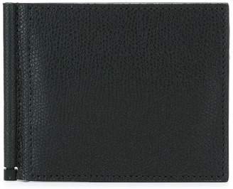 Valextra billfold wallet