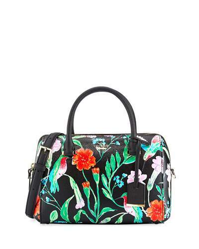 Kate Spade Kate Spade New York Cameron Street Jardin Large Lane Dome Bag, Black
