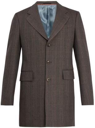 Gucci Magician-appliqué wool blazer