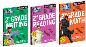 Star Wars Workman Publishing Grade 2 Book Set